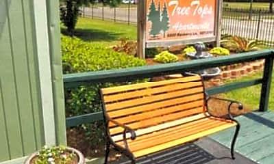 Patio / Deck, Tree Tops, 2