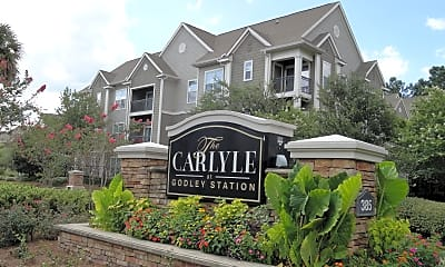 The Carlyle at Godley Station, 2