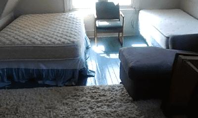 Bedroom, 6353 Greene St, 1