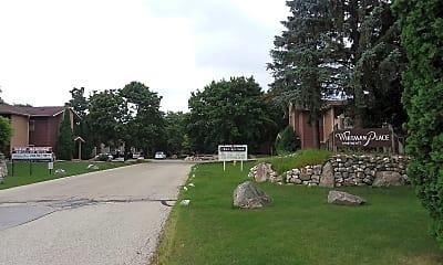 Whitman Place Apartments, 1
