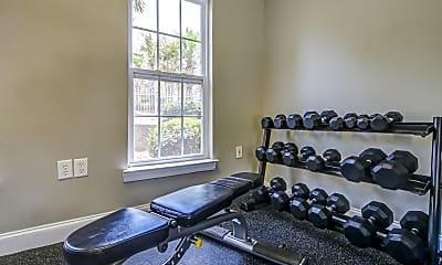 Fitness Weight Room, 34 Crestmont, 2