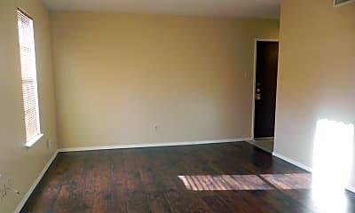 Living Room, 6201 Escondido Dr 16H, 1