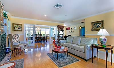 Living Room, 104 Cypress Point Dr, 1