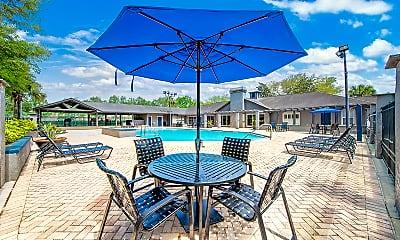 Pool, The Paddock Club Mandarin, 1