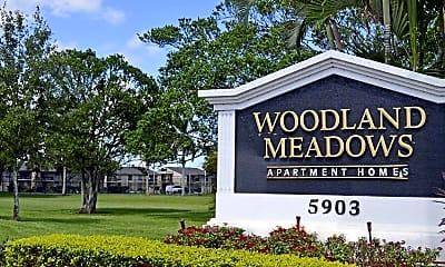 Community Signage, Woodland Meadows, 2