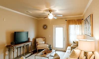 Living Room, Cameron Isles, 1