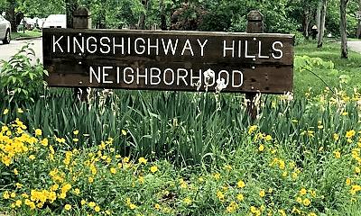 Community Signage, 3539 Lawn Ave, 0
