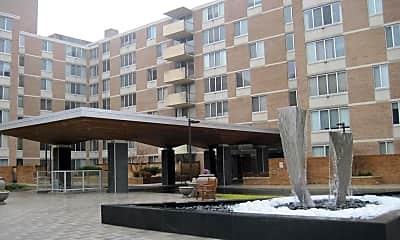 Building, 2939 Van Ness St NW 1117, 1