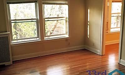 Living Room, 2739 Girard Avenue, 1