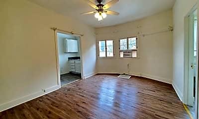 Living Room, 1017 W 25th St, 0