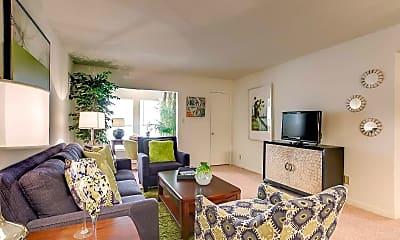 Living Room, Fox Run Apartment Homes, 0