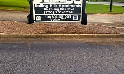 Rolling Hills, 1