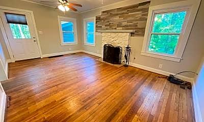 Living Room, 1204 Roosevelt Dr, 0