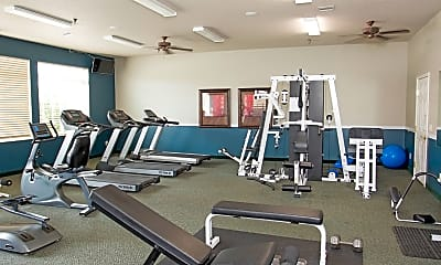Fitness Weight Room, Donegal Pointe, 2