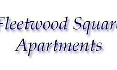 Building, Fleetwood Square Apartments, 2