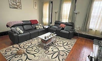 Living Room, 1622 Hatteras St, 0
