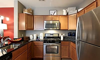 Kitchen, The Elms at Signal Hill Station, 0