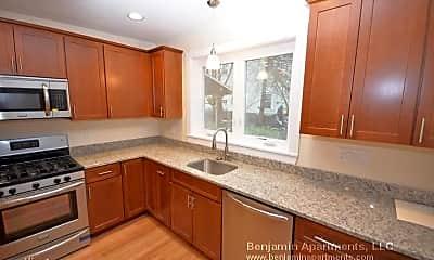 Kitchen, 28 Houghton St, 1