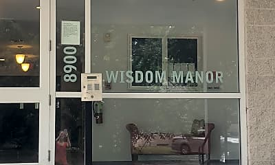 Wisdom Manor, 1