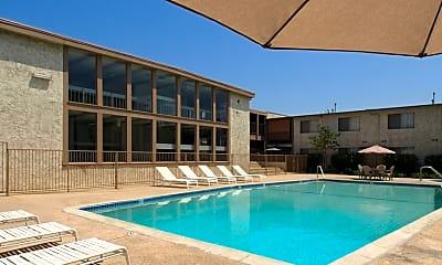 Pool, Mountain View Venture, 1