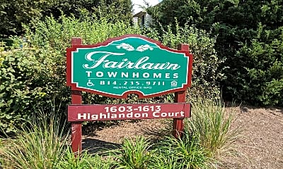 Fairlawn Townhomes, 1