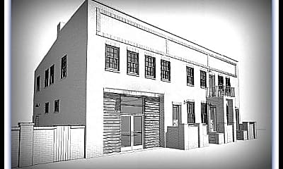 Building, 420 W Wayne St, 1