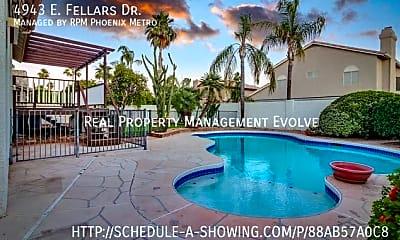 Pool, 4943 E Fellars Dr, 1