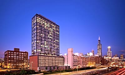 Building, 1035 W Van Buren St 2801, 0