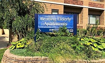 Reading Elderly Housing, 1