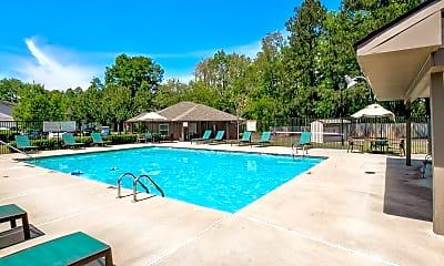 Pool, Flint River Apartment Homes, 1