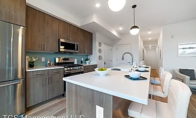 Kitchen, 2031 - 2037 East Lehigh Avenue and 2702 Frankford Avenue, 2