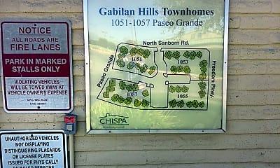 Gabilan Hills Townhomes, 1