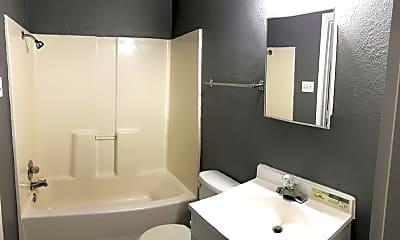 Bathroom, 420 N Gilmer St Apt 23, 2