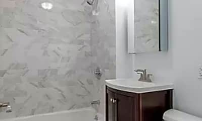 Bathroom, 413 E 78th St 2-FE, 1