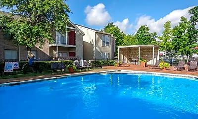 Pool, Savoy Manor, 2