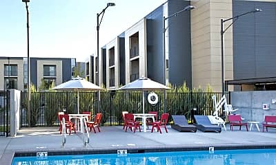 Pool, The Lofts At Innovation Center, 2