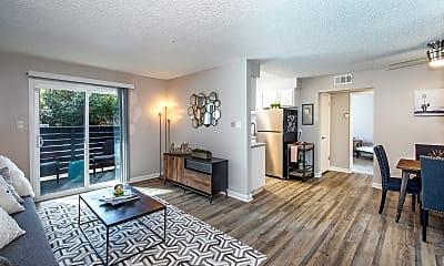 Living Room, The Phoenix Reno, 0
