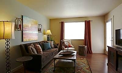 Living Room, Lewis Ridge, 1