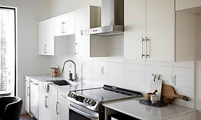 Kitchen, 806 Olympic St, 1
