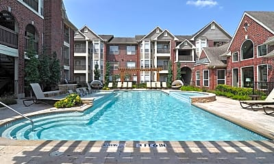 Pool, Terra at Piney Point, 1