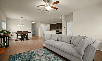 Living Room, 124 Charing Cove, 2