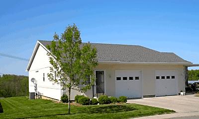 Building, 3013 Iowa St, 2
