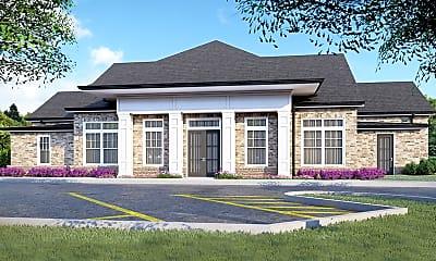 Building, 413 Levon Court, 1