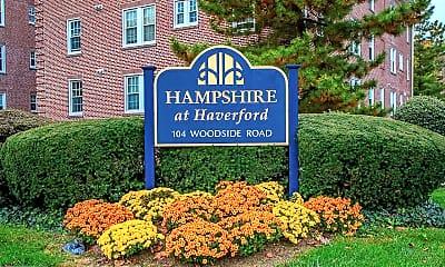 Community Signage, 104 Woodside Rd B201, 0