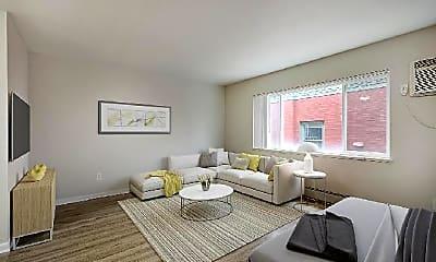 Living Room, 1362 St Paul St, 1