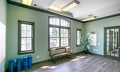 Living Room, The Village at Avon Apartments, 2