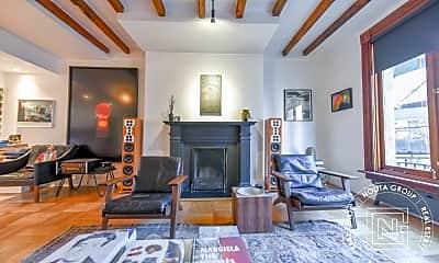 Living Room, 112 Waverly Pl, 0
