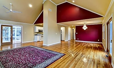 Living Room, 74 Two Bridges Rd, 1