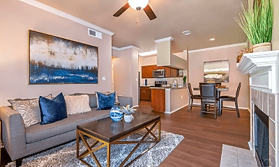 Living Room, 2801 Denton Tap Rd, 1