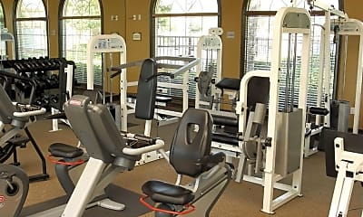 Fitness Weight Room, Alvista Towngate, 1